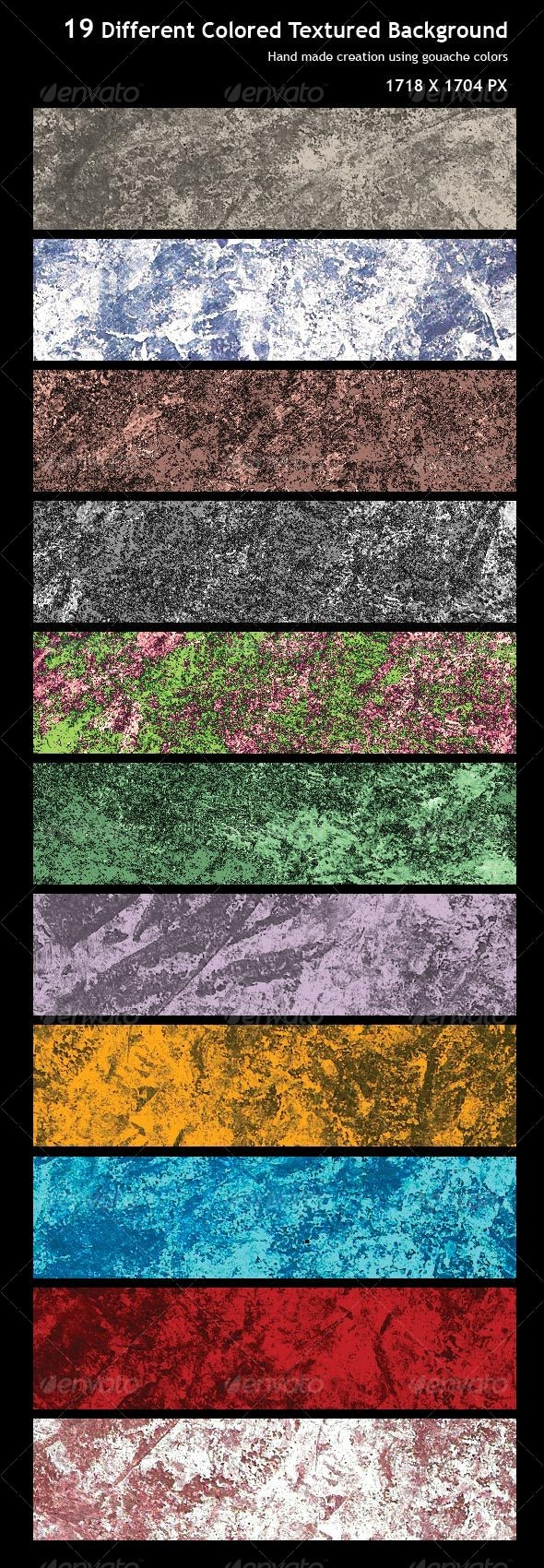 Hand Made - Earth Texture - Miscellaneous Textures