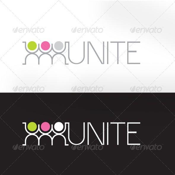 Unite Logo Design