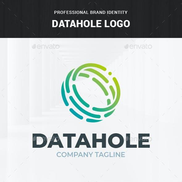 Datahole Logo Template