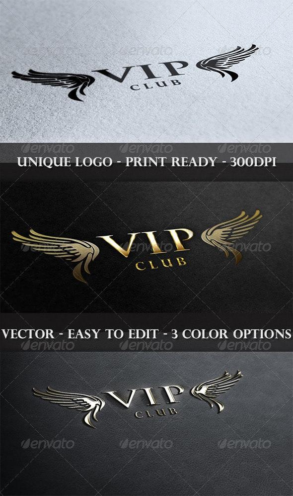 Vip Club Logo - Letters Logo Templates