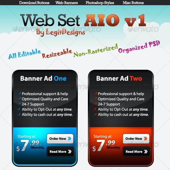 Web Set AIO v1