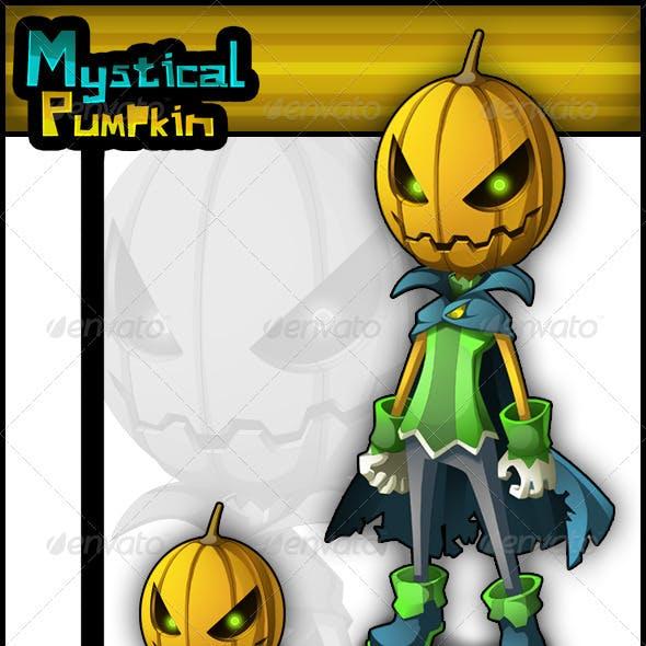 Mystical Pumpkin
