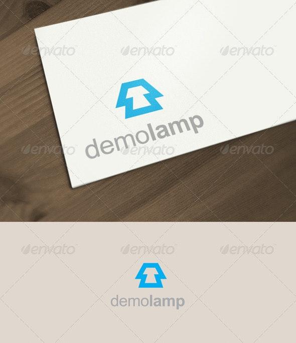Demo Lamp - Vector Abstract