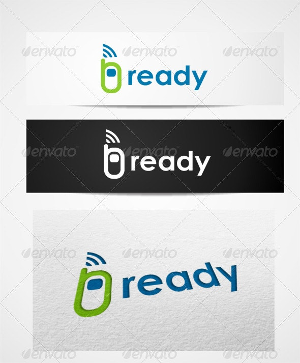Logo Icon Mobile - Objects Logo Templates