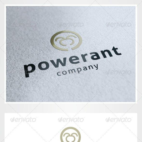 Power Ant Logo