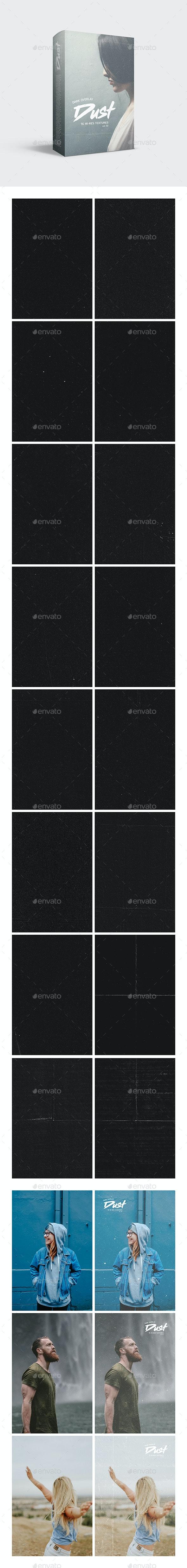 Dust Textures - Vol. 02 - Paper Textures