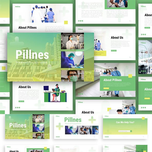 Pillnes Medical Presentation Template