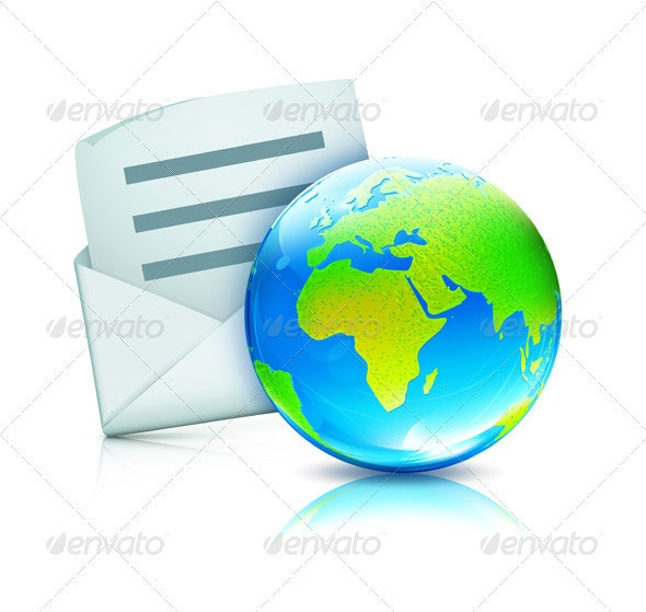 Global communication concept  - Technology Conceptual