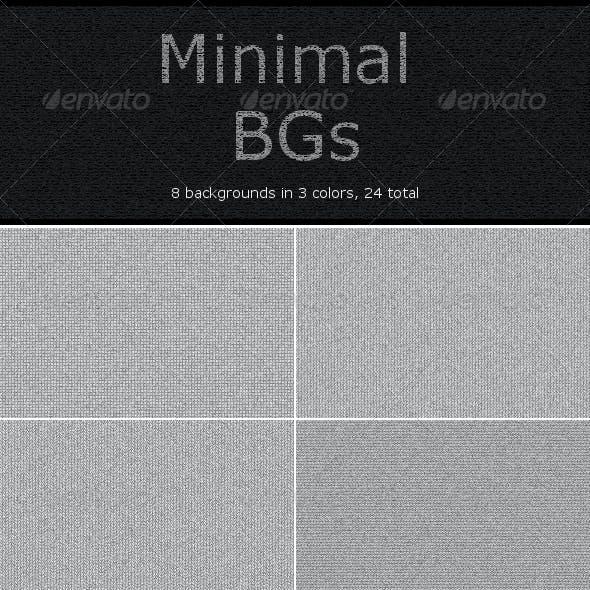 Subtle Minimal Background Pack