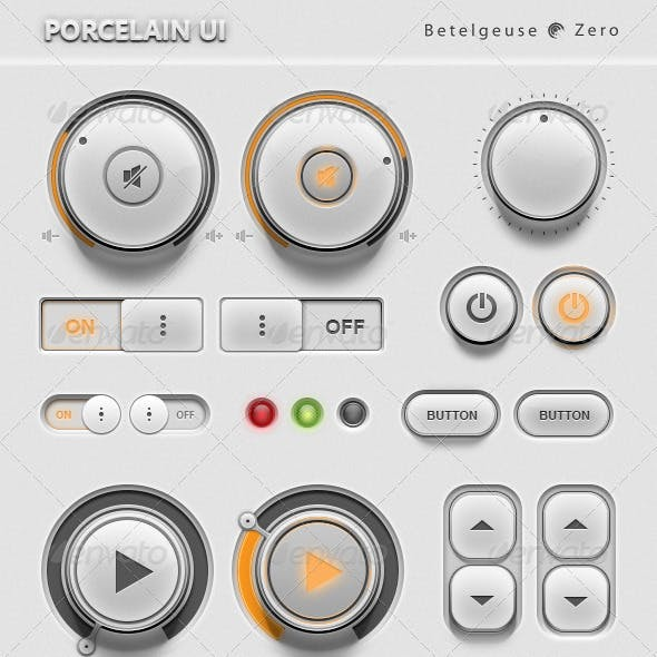 Porcelain UI Kit