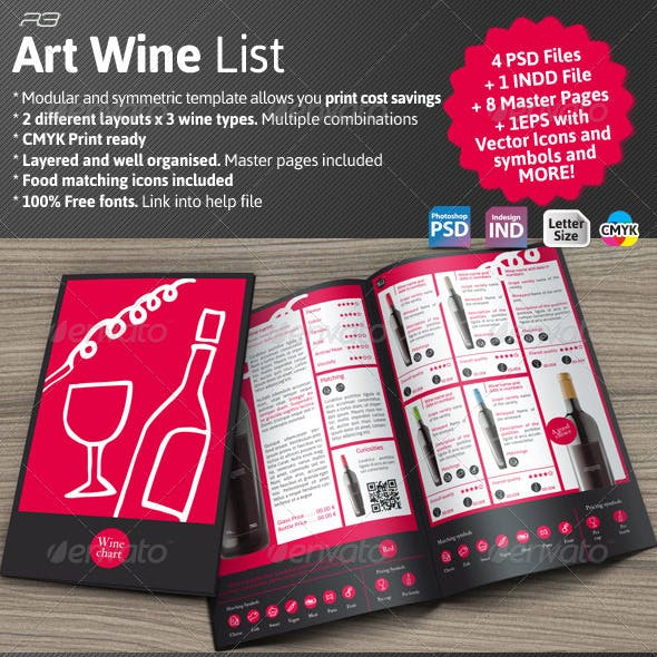 Art Wine List