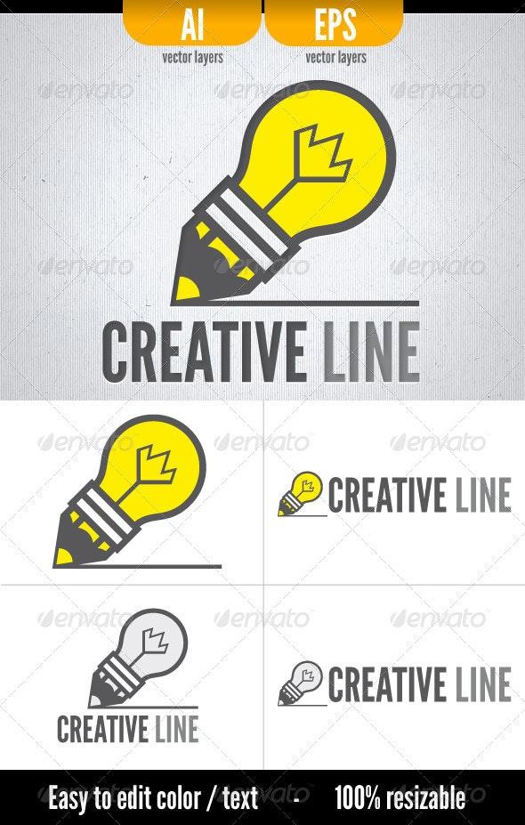 Creative Line - Objects Logo Templates
