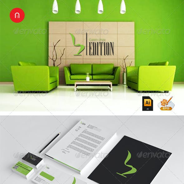 Green Chair Corporate Design