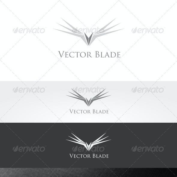Vector Blade Logo Template