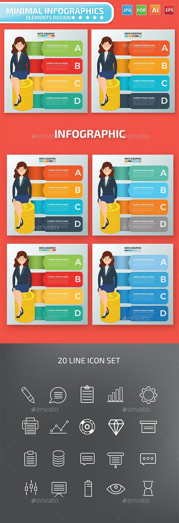 Woman Infographics - Infographics
