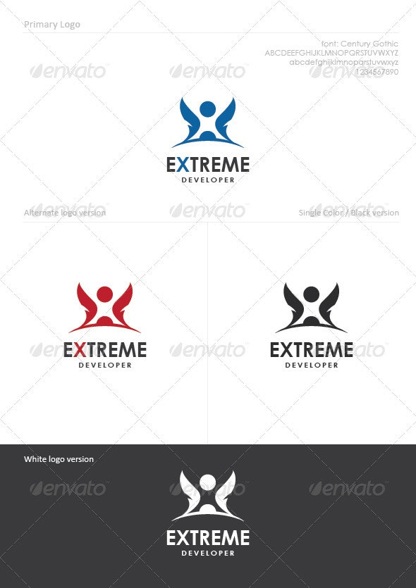 Extreme - Letters Logo Templates