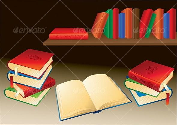 Books - Business Conceptual