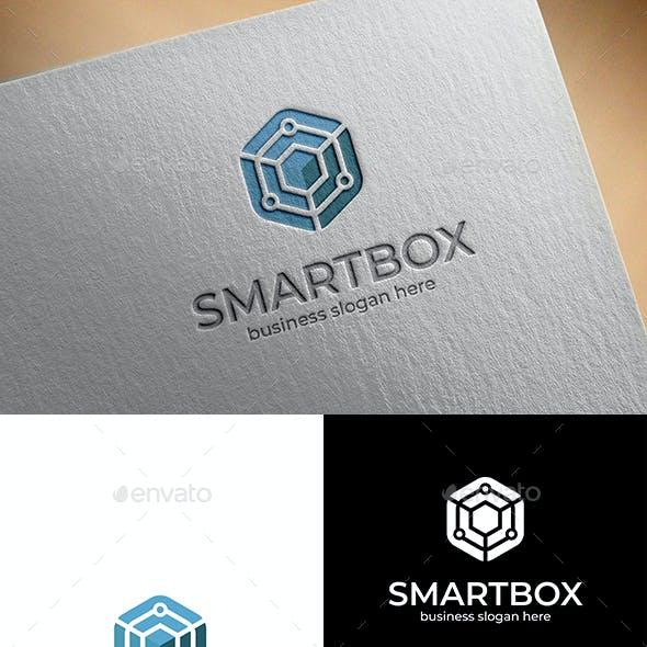 Smart Box Cube Logo