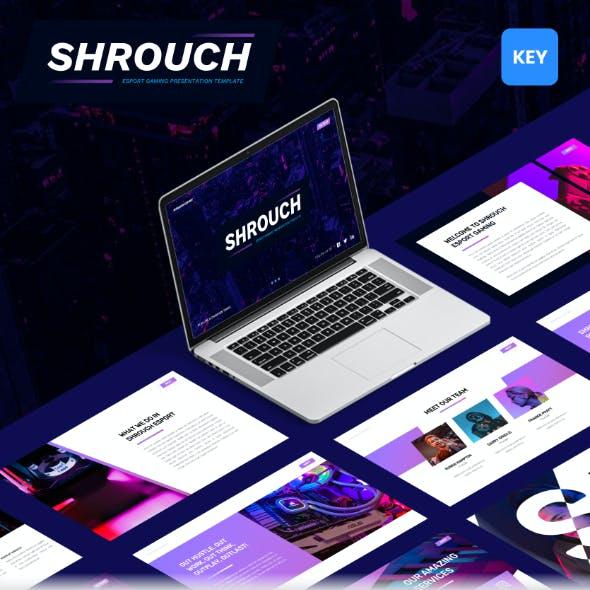 Shrouch - Esport Gaming Keynote Template