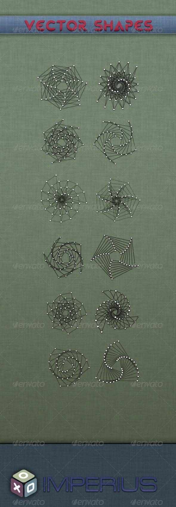 Vector Shapes - Decorative Vectors