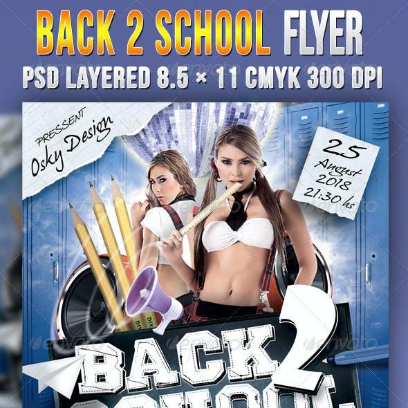 Back 2 School IV