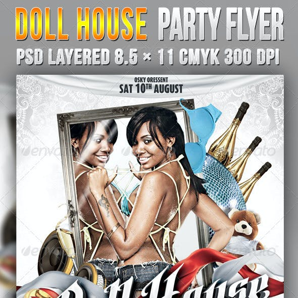 Doll House Party