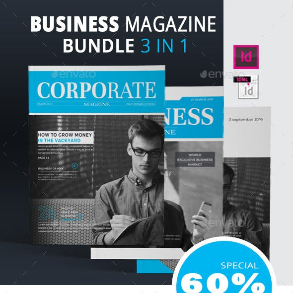 Business Magazine bundle