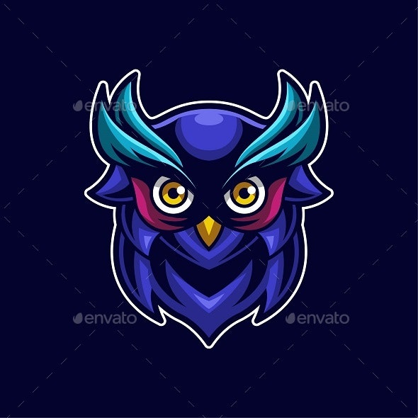 Night Owl - Animals Characters