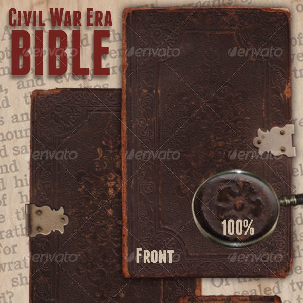 Civil War Era Bible
