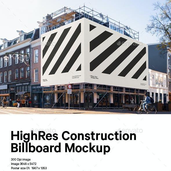 Double City Billboard Mockup