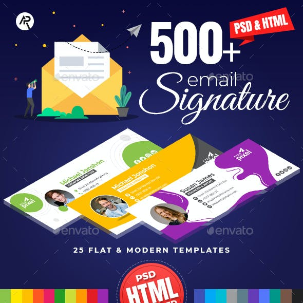 525-Email-Signature Templates