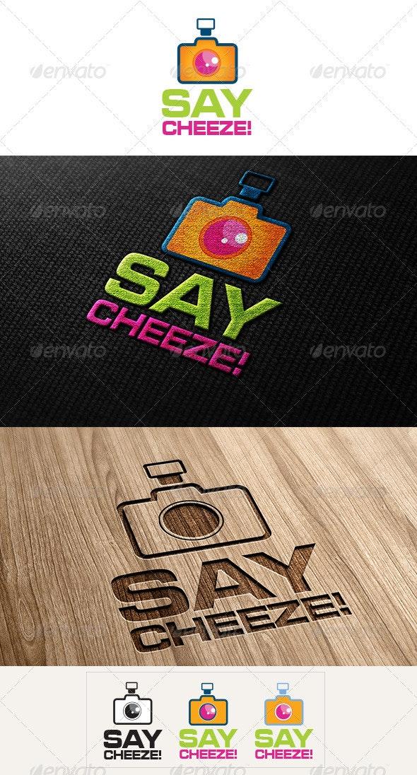 Say Cheez Logo - Vector Abstract