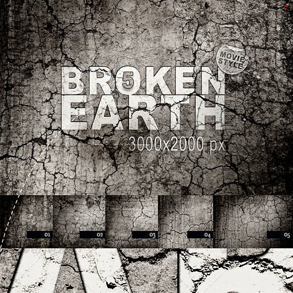 Broken Earth – Movie Style