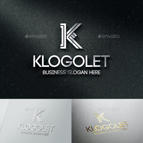 K Logo Letter
