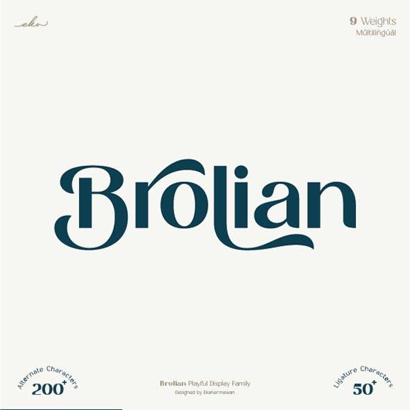 Brolian