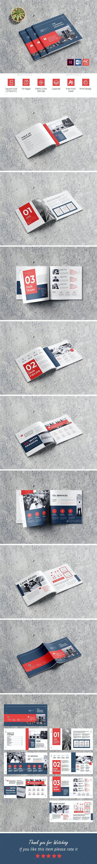 Minimal Square Brochure - Corporate Brochures
