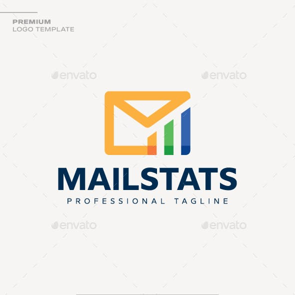 Mail Stats Logo
