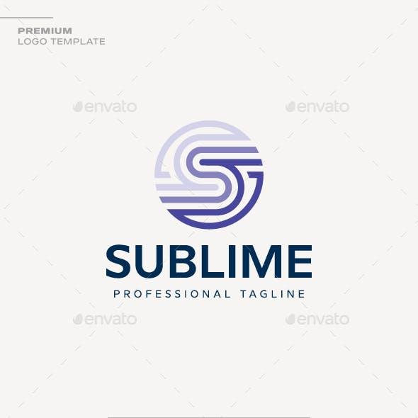 Letter S - Sublime Logo