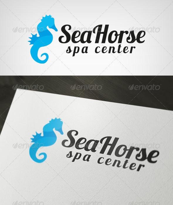 SeaHorse Logo - Animals Logo Templates