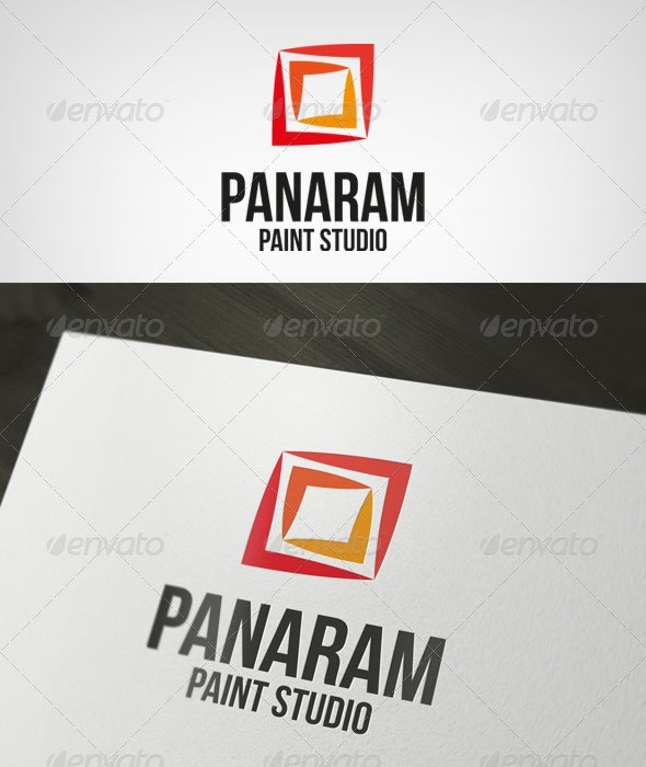 Panaram Logo - Abstract Logo Templates