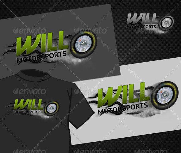 Will Motorsports Logo - Objects Logo Templates