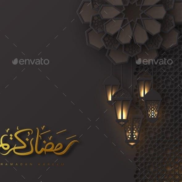Ramadan Kareem Holiday Design