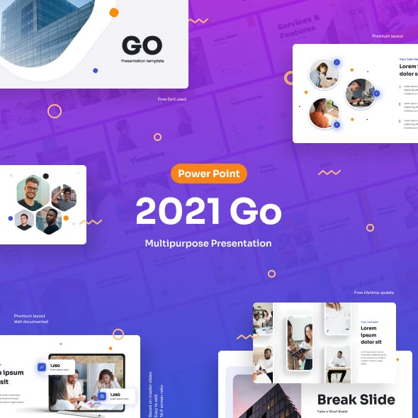 2021 Go - Multipurpose PowerPoint Presentation