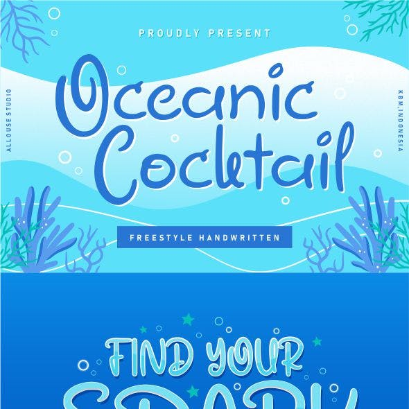 Oceanic Cocktail