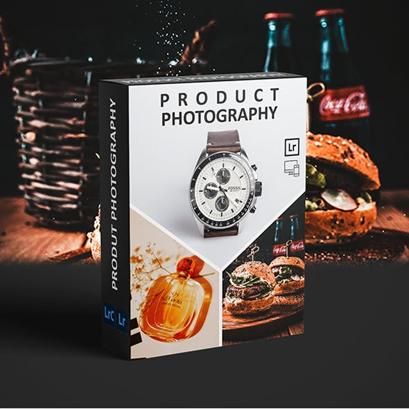 15 Product Photography - Lightroom Preset