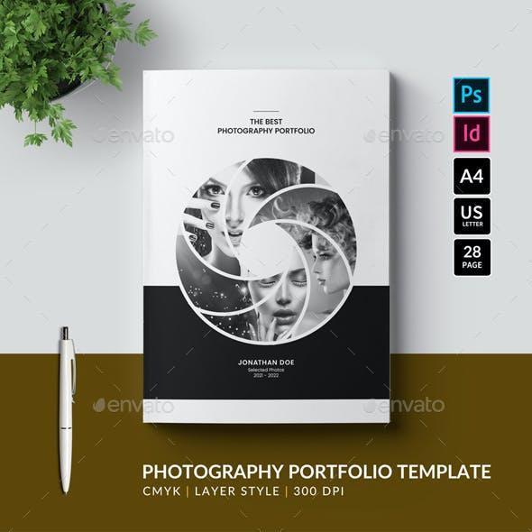 Portfolio Photographer Template