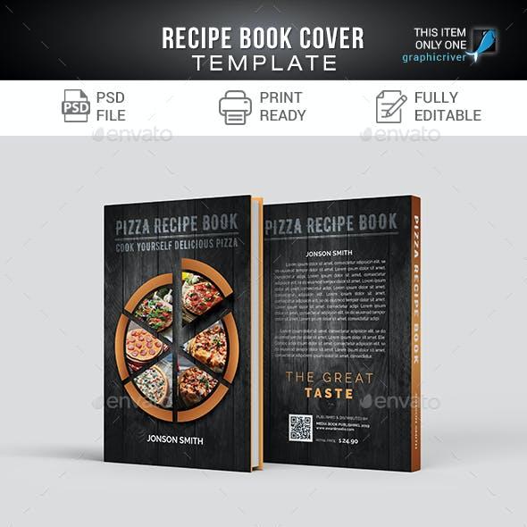 Recipe Book Cover / Pizza