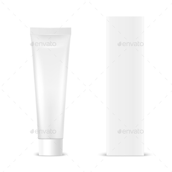 Vector 3d Realistic Plastic Metal White Tooth - Health/Medicine Conceptual