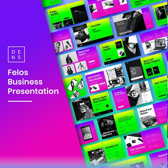Felos – Business PowerPoint Template