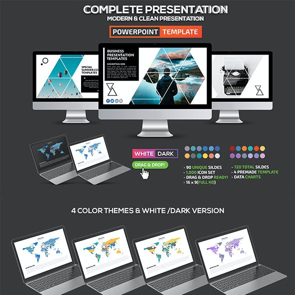 Complete Powerpoint Presentation